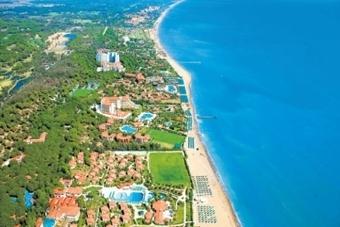 Urlaub in Belek, Antalya